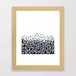 Curse of the Pharaoh / Can you survive the swarm? Framed Art Print