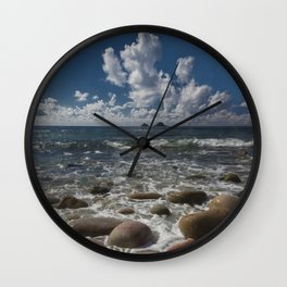 Cot Valley, Cornwall, England, United Kingdom Wall Clock