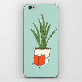 indoor plants iPhone Skin