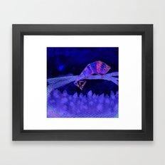 Chameleon 2 Framed Art Print