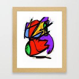 Urban Istts Framed Art Print