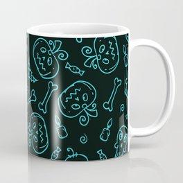 Spooktacular Pattern Coffee Mug