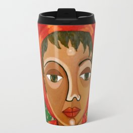 Sunflowers of Hope Travel Mug