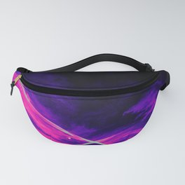 Water Light Fanny Pack
