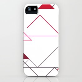 Tree-Angle iPhone Case