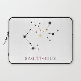 SAGITTARIUS STAR CONSTELLATION ZODIAC SIGN Laptop Sleeve