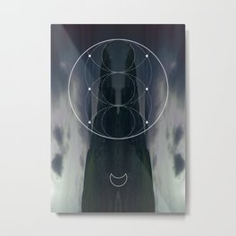 Goddess #2 Metal Print