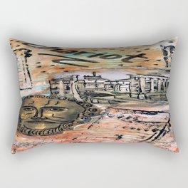 Chariot of Life Rectangular Pillow