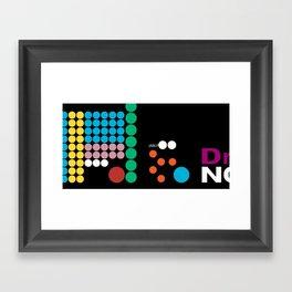 DrNo Framed Art Print