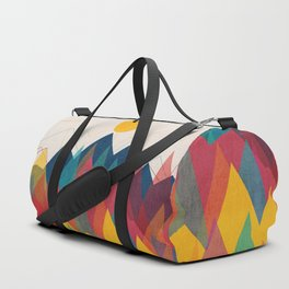 Uphill Battle Duffle Bag