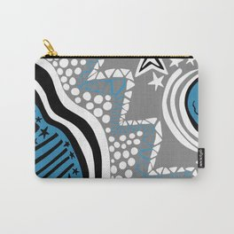 Soul Of The Dream Desert - Star Gazer (Blue and Grey Edition) Carry-All Pouch