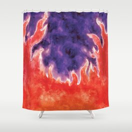 IR / ˹Mars Power˼ Shower Curtain
