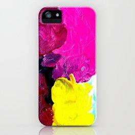 Handmade art , Large Painting, Large art, Acrylic painting, Painting on canvas, Large art iPhone Case