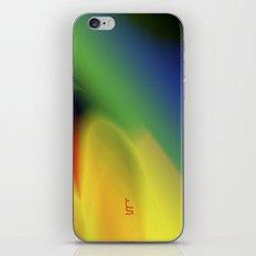 Flare X iPhone & iPod Skin