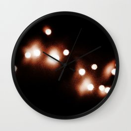 Lumos 1 Wall Clock