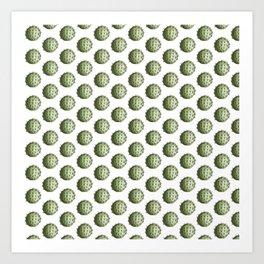Cactus 1 Art Print