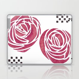"Charles Rennie Mackintosh ""Roses"" (5) Laptop & iPad Skin"