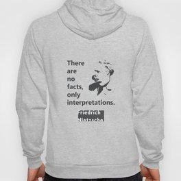 Friedrich Nietzsche quote Hoody