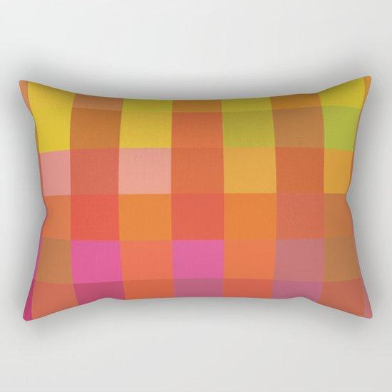 Quadros 01 Rectangular Pillow
