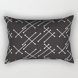 Unconsciousness Rectangular Pillow
