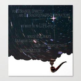Life Itself Canvas Print