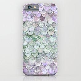 MAGIC  MERMAID iPhone Case