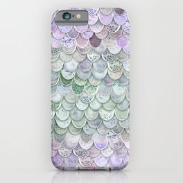 MAGIC  MERMAID iPhone Case