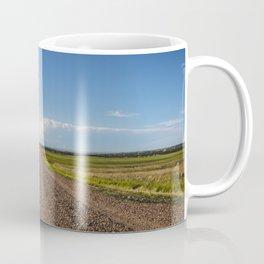 Summer Roads, Glasgow, Montana 2 Coffee Mug