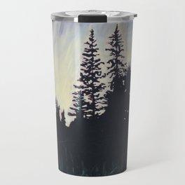 After the Storm – Evening, Algonquin Park Travel Mug