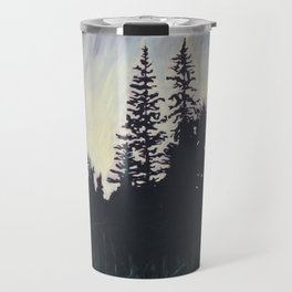After the Storm – Evening, Algonquin Park Travel Mug