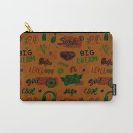Big dreams. Cute game#3 Carry-All Pouch