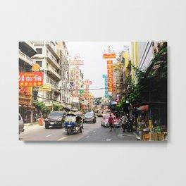 Bangkok 35 Metal Print