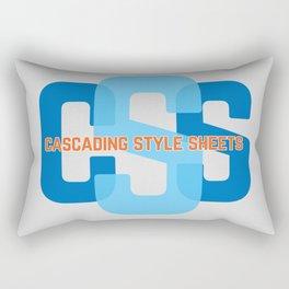 Webdesign CSS Rectangular Pillow
