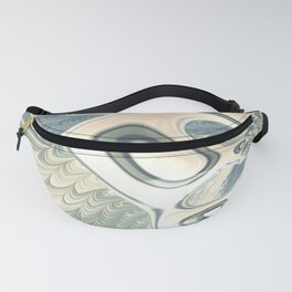 On a Windswept Sea Fanny Pack