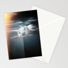 Cloud in the northern sky Stationery Cards