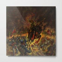 Karma To Burn - Arch Stanton Metal Print