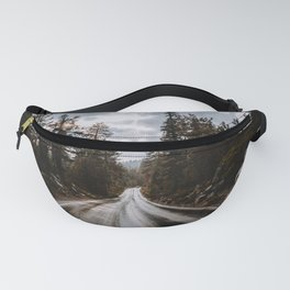 Rainy Day Adventures in the Forest Fanny Pack