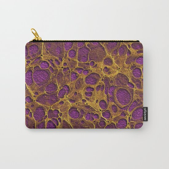 Golden Marble 05 Carry-All Pouch