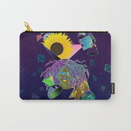 Vibrational Carry-All Pouch