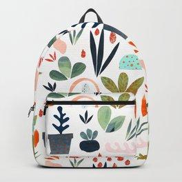 miniature garden Backpack