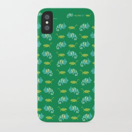 You're One in A Chameleon iPhone Case