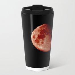 Blood Moon Metal Travel Mug
