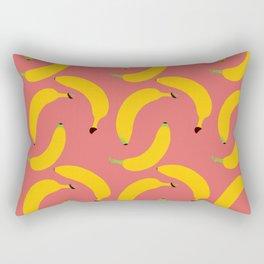 Banana Harvest Rectangular Pillow