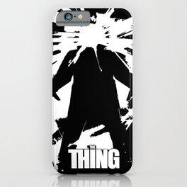 The Thing - John Carpenter iPhone Case