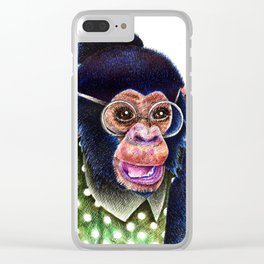 School Picture 2 Clear iPhone Case