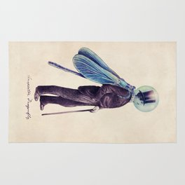 Inspector Dragonfly Rug