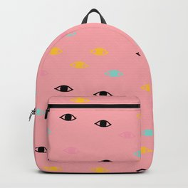 Somebody's Watching Backpack