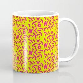 Fluo Sghiribizzy Coffee Mug