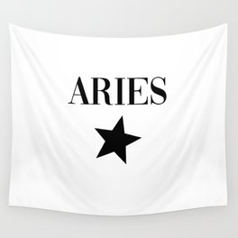 aries Wall Tapestry
