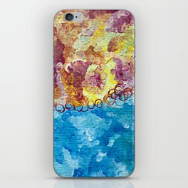 Semiprecious iPhone Skin